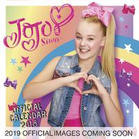 Jojo Siwa 2019 Square Wall Calendar
