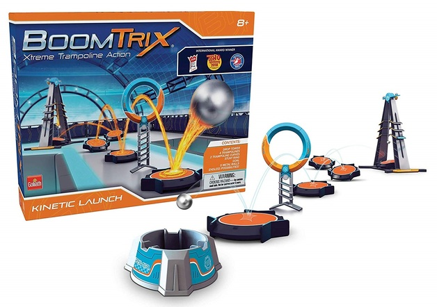 Boomtrix: Kinetic Reaction Stunt Kit - Starter Set