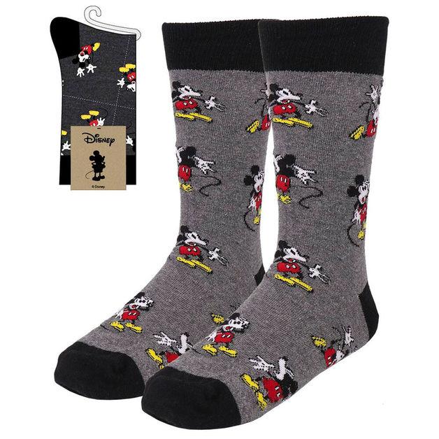 Disney: Mickey Mouse - Adult Socks (Size: 35/41 Euro)