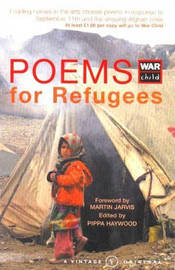 Poems For Refugees by Pippa Haywood image