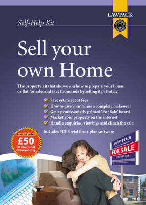 Sell Your Own Home Kit: Be Your Own Estate Agent and Save Pounds by Anthea Masey image