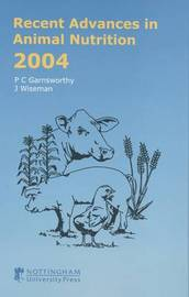 Recent Advances in Animal Nutrition image