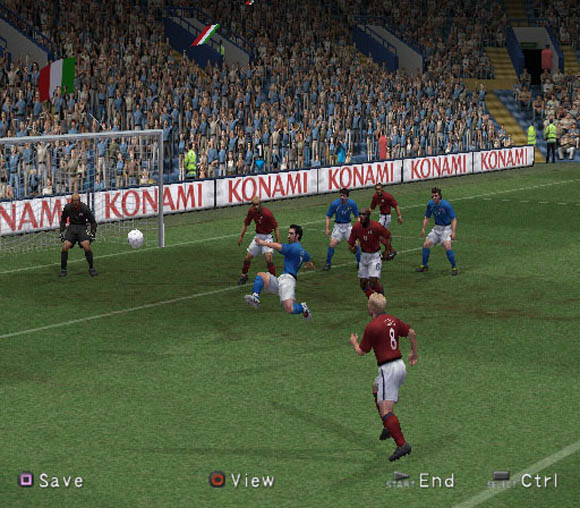 Pro Evolution Soccer 3 for PlayStation 2 image
