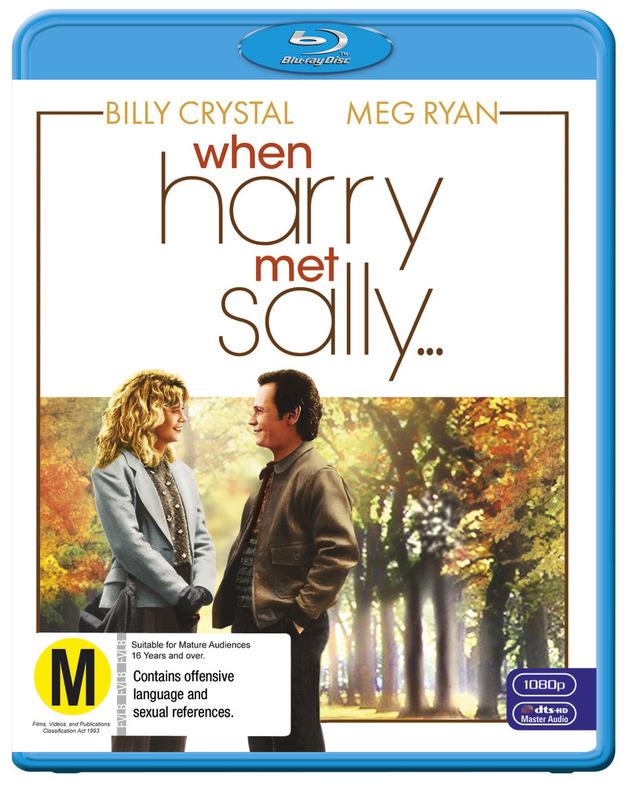 When Harry Met Sally on Blu-ray