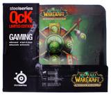 SteelSeries QcK Mass - World of Warcraft Pandaren Crest Edition for