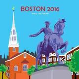 Boston Calendar