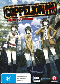 Coppelion Series Collection (2 Disc Set) on DVD