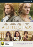 A Little Chaos DVD