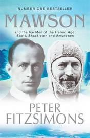 Mawson by Peter FitzSimons