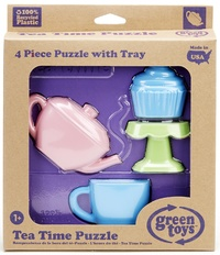 Green Toys - 3D Tea Time Puzzle