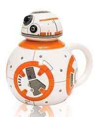 Star Wars: BB-8 - 3D Ceramic Mug