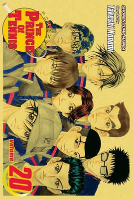 Prince of Tennis, Vol. 13 by Takeshi Konomi image