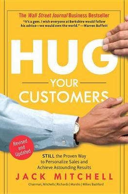 Hug Your Customers by Jack Mitchell image