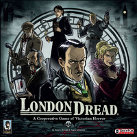 London Dread - Board Game
