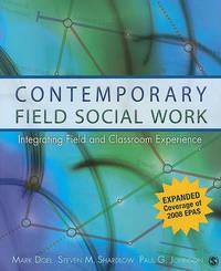 Contemporary Field Social Work by Mark Doel