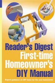 First-Time Homeowner's DIY Manual image
