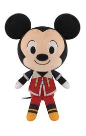 Kingdom Hearts - Mickey Hero Plush