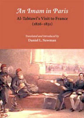 An Imam in Paris by Rifa'a Al-Tahtawi image