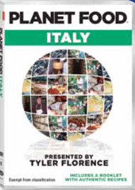 Planet Food - Italy on DVD