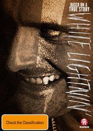 White Lightnin' on DVD