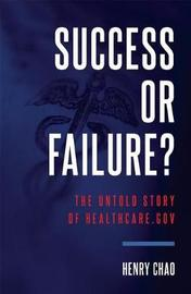 Success or Failure? by Henry Chao