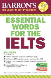 Essential Words for the IELTS with MP3 CD by Lin Lougheed
