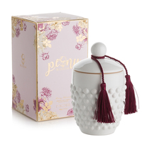 MOR Peony Blossom Deluxe Soy Candle (266g)