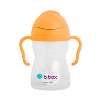 B.Box: Sippy Cup V2 - Neon Orange Zing