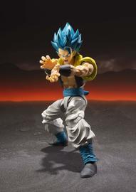 Dragon Ball Super: SSGSS Gogeta - S.H.Figuarts Figure