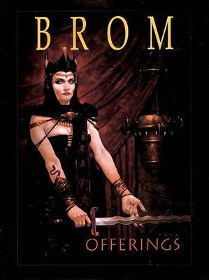 Offerings: the Art of Brom image