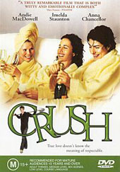 Crush on DVD