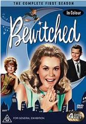 Bewitched - Complete Season 1 (4 Disc Set) on DVD