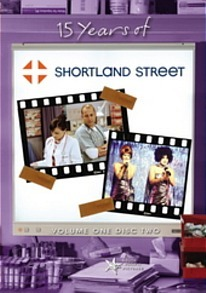 15 Years of Shortland Street :- Vol 1 Disc 2 on DVD image