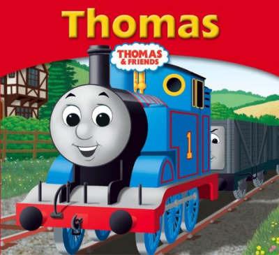 Thomas by Rev. Wilbert Vere Awdry