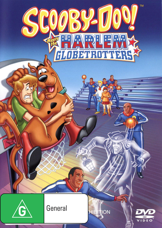 Scooby Doo! Meets the Harlem Globetrotters on DVD