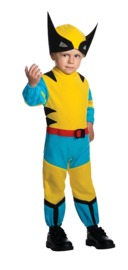 Wolverine Toddlers Costume