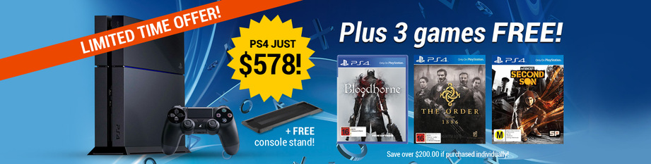 PS4 DEAL