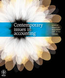 Contemporary Issues in Accounting by Michaela Rankin