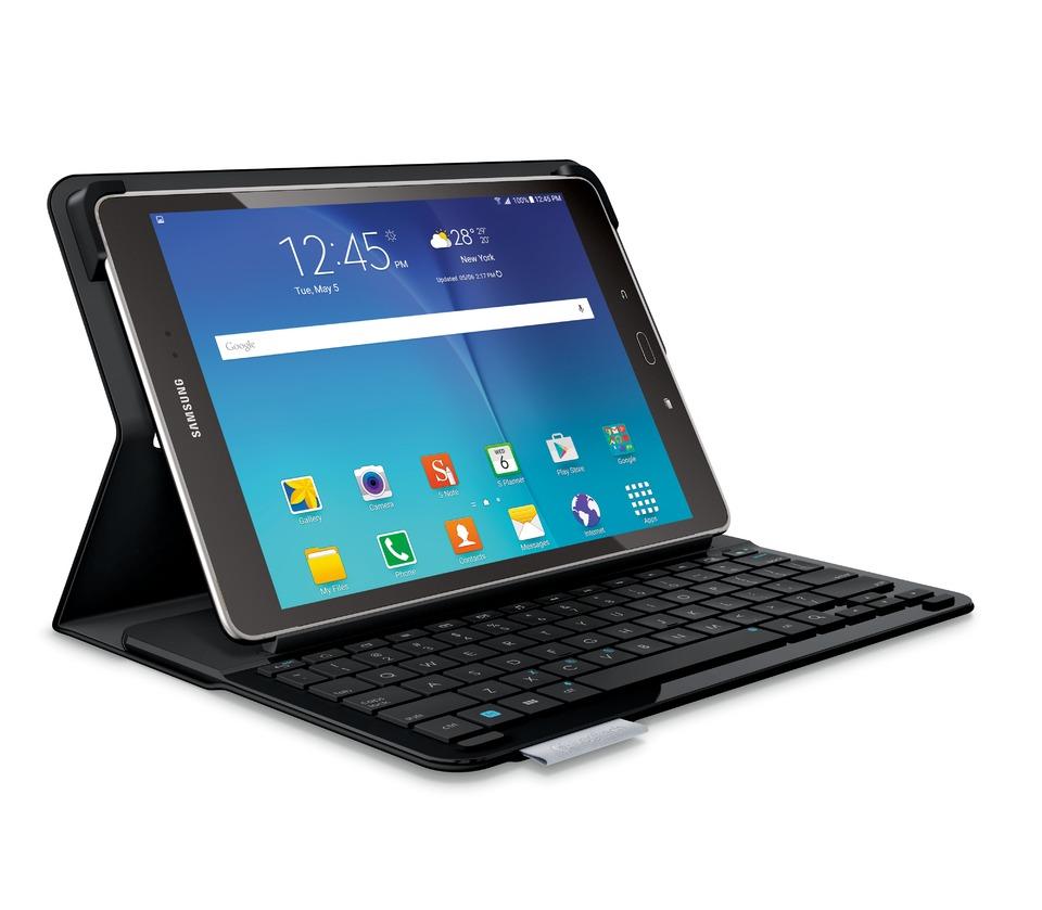 Logitech TYPE S Keyboard Case For Samsung Galaxy Tab A