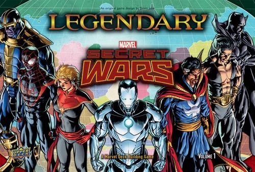 Legendary: Secret Wars image