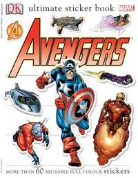 Avengers Ultimate Sticker Book image