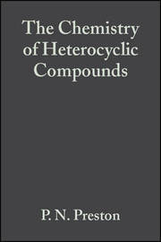 The Benzimidazoles and Congeneric Tricyclic Compounds: Pt. 2, v.40 by P.N. Preston image