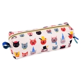 Pencil Case - Crazy Cats