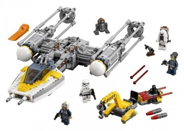 LEGO Y-Wing Starfighter (75172) image