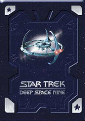 Star Trek - Deep Space Nine Season 7 (7 Disc Box Set) on DVD