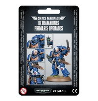 Warhammer 40,000 : Ultramarines Primaris Upgrades
