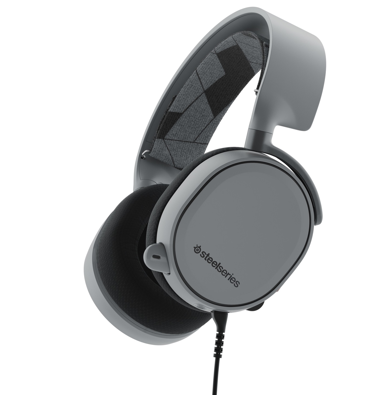SteelSeries Arctis 3 Wired Gaming Headset (Slate Grey) for PC Games image