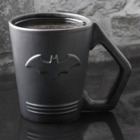 DC Comics: Batman Shaped Mug