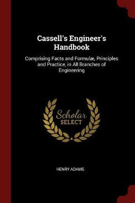 Cassell's Engineer's Handbook by Henry Adams image