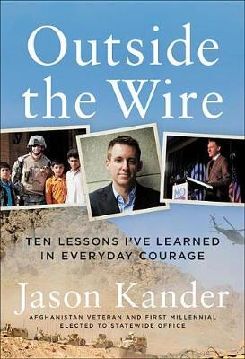 Outside the Wire by Jason Kander image